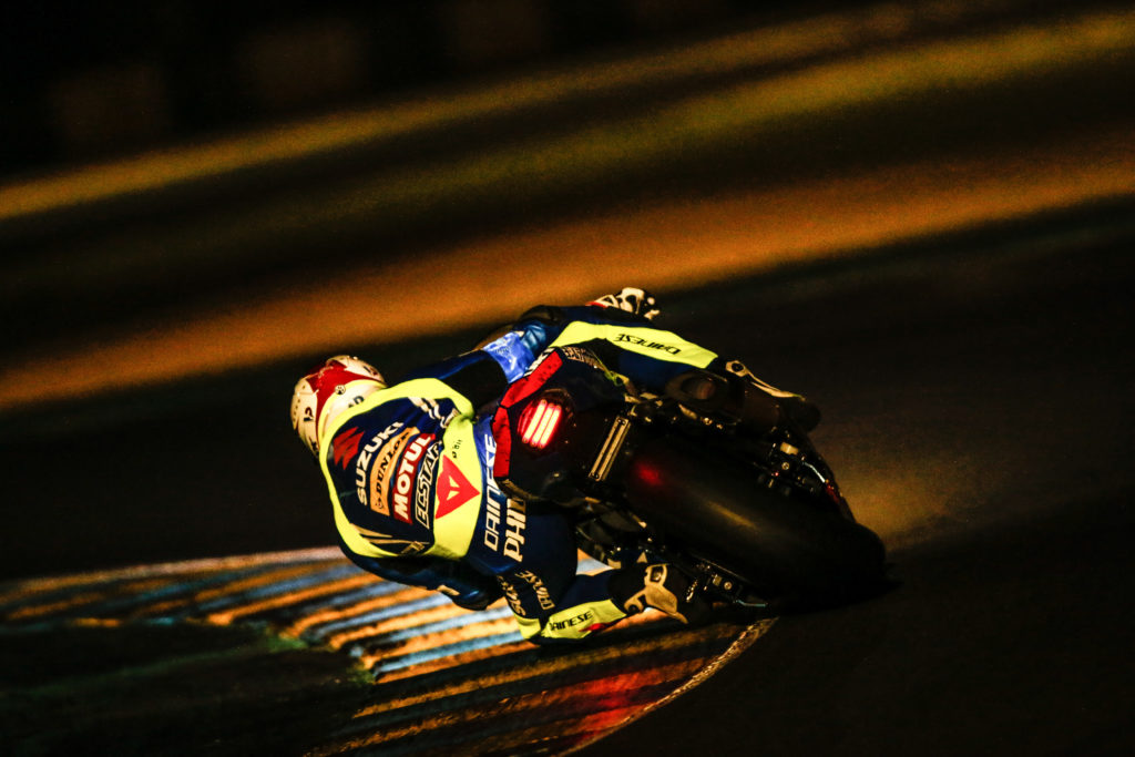 Jeu concours : 24H du mans | Suzuki Moto