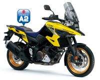 Trails Routiers/V-Strom 1050XT A2