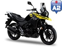Trails Routiers/V-Strom 250