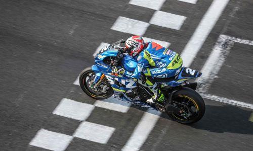 8 Heures d'Oschersleben : les Suzuki en forte progression