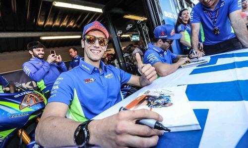 GP de France : objectif atteint pour Rins
