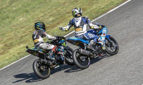 Promosport : Un beau week-end pour les pilotes Suzuki