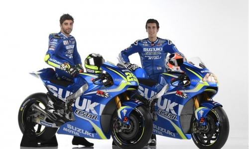 Le team Suzuki Ecstar est prêt pour 2017