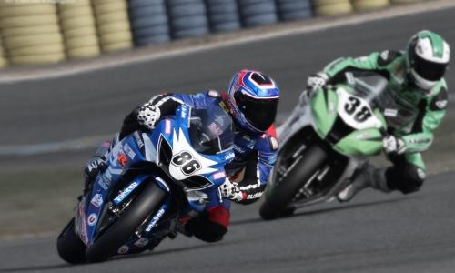 Victoire de Julien DA COSTA au FSBK - Le Mans