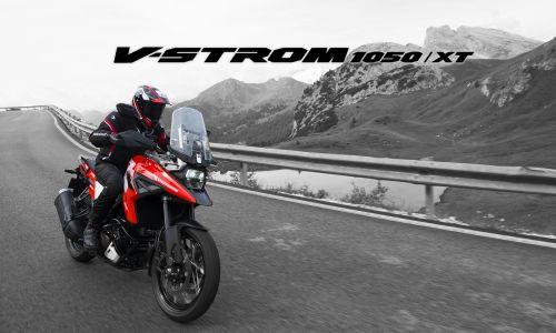 Suzuki dévoile ses nouvelles V-Strom 1050XT et V-Strom 1050