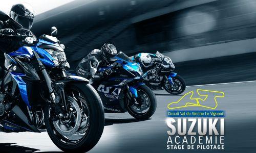 La Suzuki Academie revient !