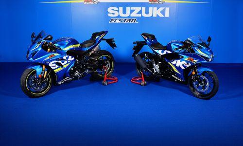 Rejoignez Suzuki en compétition grâce au Suzuki Racing Lab