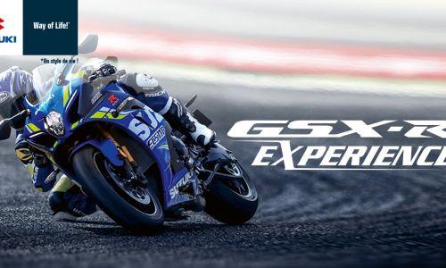 Tentez l'Experience GSX-R1000 sur circuit !