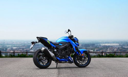 La GSX-S750 A2 arrive en concession !