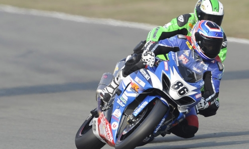 CHAMPIONNAT DE FRANCE SUPERBIKE : LE VIGEANT