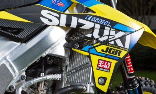 Les photos officielles du Team JGR - Autotrader - Yoshimura Suzuki sont en ligne !