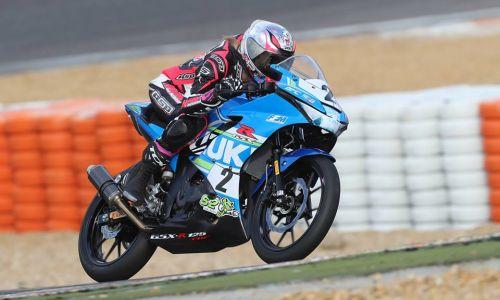 Les Coupes de France Promosport réussissent à Suzuki !