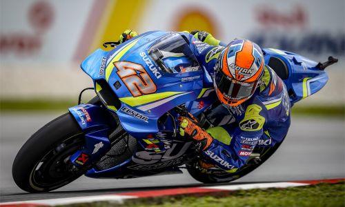 Grand Prix de Malaisie : Alex Rins affiche le meilleur temps aux essais libres
