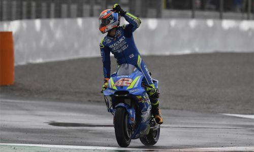 9ème podium pour Suzuki – Rins assure la 5ème place au classement général