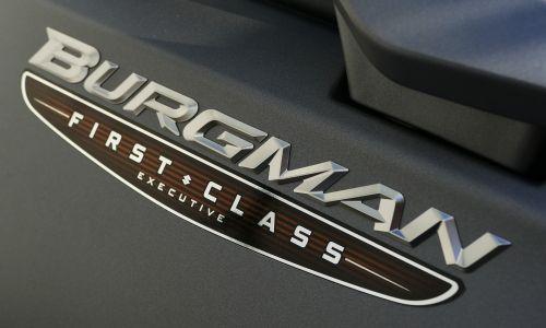 #SérieSpéciale : Voyagez en 1ère classe avec le Burgman 650 First Class !