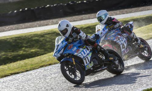 Promosport : Suzuki joue les premières places à Carole
