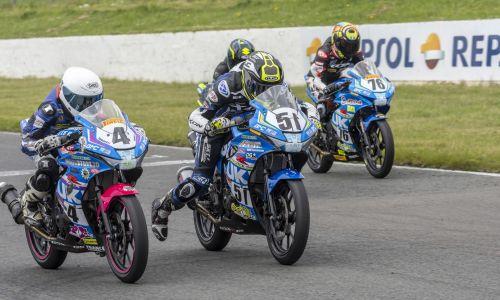 Fin d'une belle saison Promosport pour les pilotes Suzuki