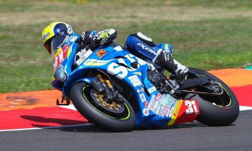 Double podium pour Suzuki à Magny-Cours