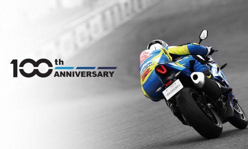 Suzuki célèbre son 100e anniversaire