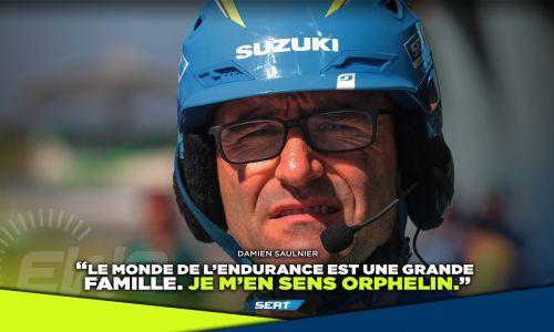 Damien Saulnier donne des nouvelles du SERT