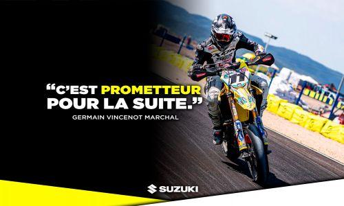 #SuzukiFamily : Bilan de la saison 2020 avec Germain Vincenot Marchal