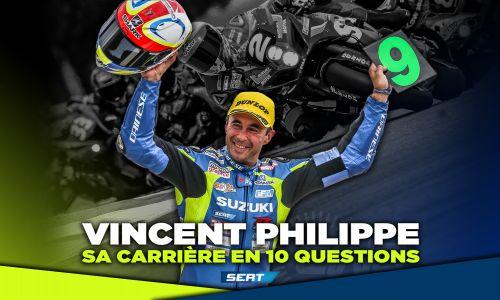 Vincent Philippe : Sa carrière en 10 questions