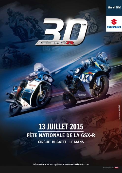 30 ANS DE GSX-R, CA SE FÊTE ! 13 juillet au Mans Suzukicampagnes2015_30ansgsxrplv_0